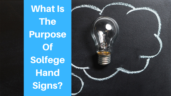 image what is the purpose of solfege hand signs