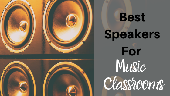 image best speakers for music classrooms