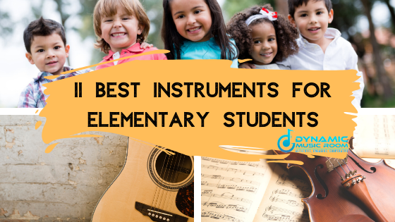 image 11 best instruments for elementary students banner