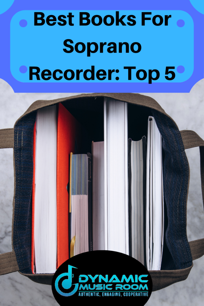 image best books for soprano recorder: top 5 pin