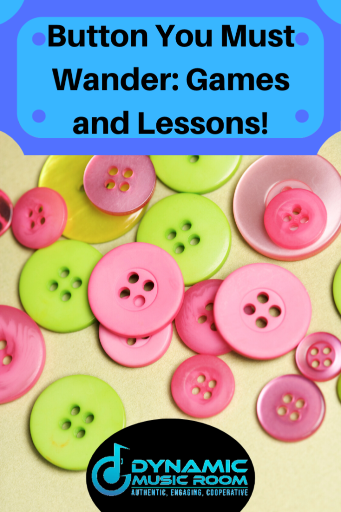 image button you must wander: games and lessons! pin