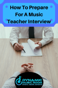 image how to prepare for a music teacher interview pin