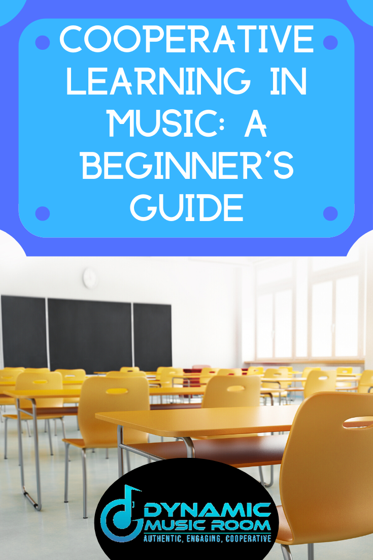 image Cooperative Learning in music pin