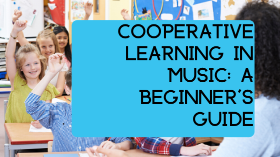 image cooperative learning in music banner