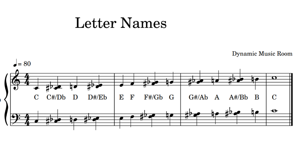 solfege to letter names