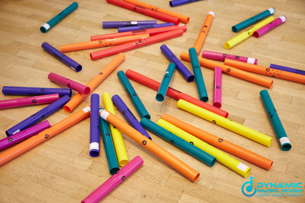 boomwhackers lesson plans