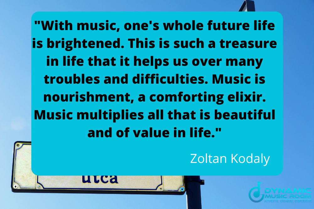 kodaly quotes 1