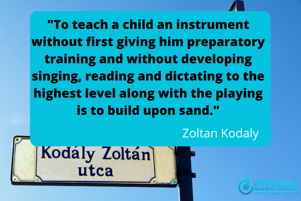 kodaly quotes 2