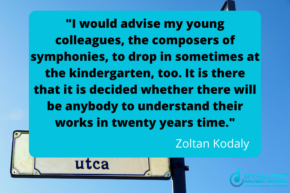 kodaly quotes 3