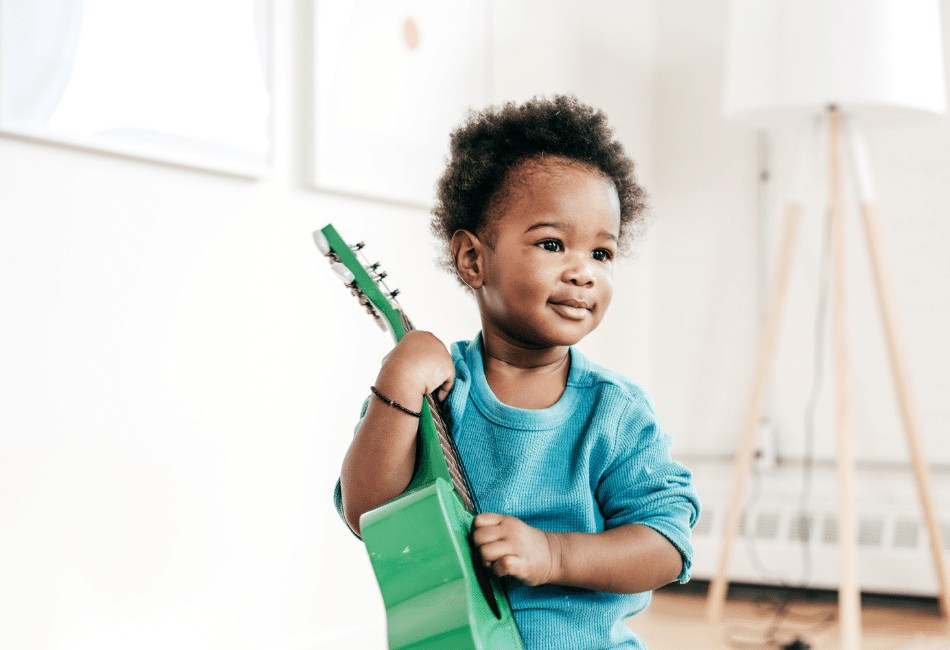 music activities for toddlers banner