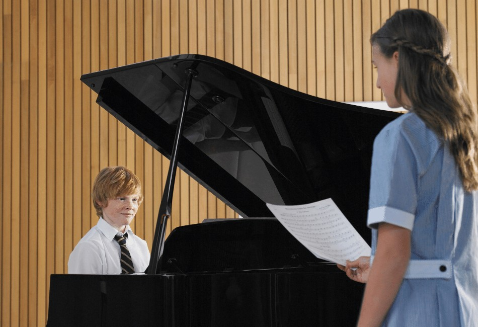 music activities for high school students piano