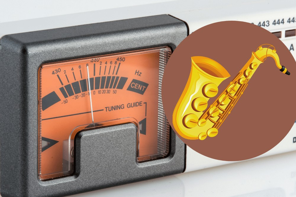 how to tune a saxophone