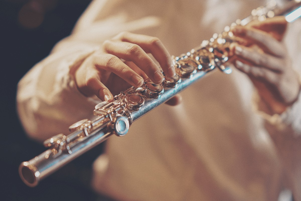 lowest note on flute 1