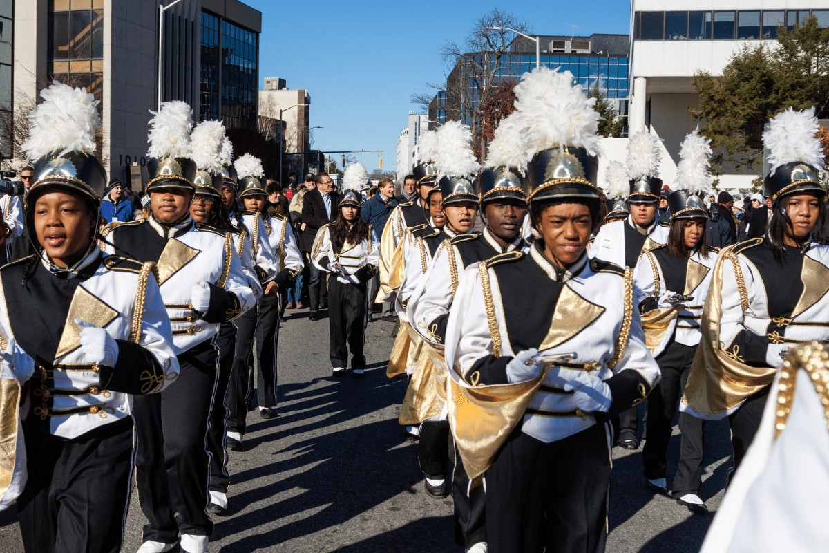 marching songs for schools